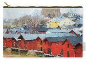 Porvoo Town Carry-all Pouch