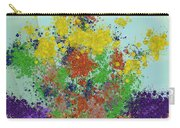 Posies Carry-all Pouch