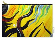 Positive Energy. Abstract Art Carry-all Pouch