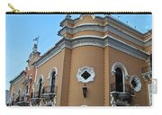 Post Office  Guatamala City 5 Carry-all Pouch