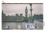 Postcards From Westminster Carry-all Pouch