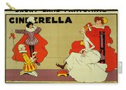 Poster For Cinderella Carry-all Pouch