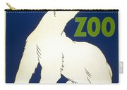 Poster For The Brookfield Zoo Carry-all Pouch