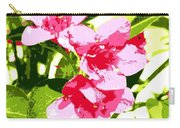 Poster Pink Carry-all Pouch