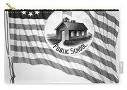 Poster: Public School Carry-all Pouch