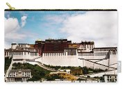 Potala Palace Dalai Lama Home Place. Tibet Kailash Yantra.lv 2016  Carry-all Pouch
