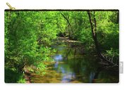 Potamac River In Maryland Carry-all Pouch