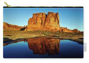 Pothole Reflections - Arches National Park Carry-all Pouch