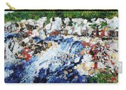 Potomac River At Great Falls  4 201687 Carry-all Pouch