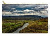 Potomac River Valley - West Virginia Carry-all Pouch