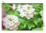 Potted Lantana Impression Carry-all Pouch