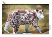 Pottery Bear Carry-all Pouch