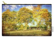 Poui In Bloom Carry-all Pouch