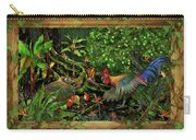 Poultrified Garden Of Eden Carry-all Pouch