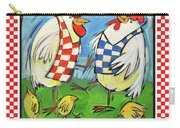 Poultry In Motion Poster Carry-all Pouch