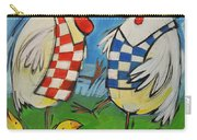 Poultry In Motion Carry-all Pouch