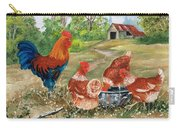Poultry Peckin Pals Carry-all Pouch