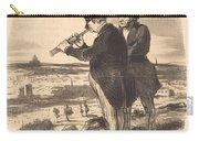 Pour Une Belle Vue, V'la Une Belle Vue!... Carry-all Pouch