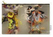 Pow Wow Beauty Of The Dance 1 Carry-all Pouch