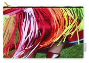Pow Wow Beauty Of The Past 9 Carry-all Pouch