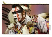 Pow Wow Chicken Dancer 1 Carry-all Pouch