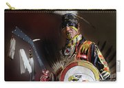 Pow Wow Portrait Of A Proud Man 2 Carry-all Pouch