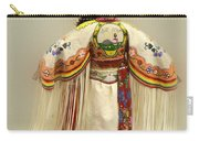 Pow Wow Traditional Dancer 3 Carry-all Pouch