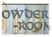 Powder Room Carry-all Pouch