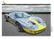 Power And Performance - Ford Gt40 Carry-all Pouch