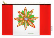 Power Flower Carry-all Pouch
