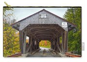 Power House Covered Bridge Carry-all Pouch