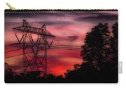 Power In Red Carry-all Pouch