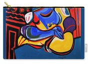 Power Nap  Picasso By Nora Carry-all Pouch
