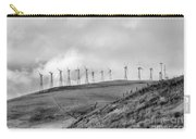 Power Wind Turbines  Bw Carry-all Pouch