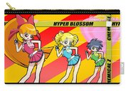 Powerpuff Girls Z Carry-all Pouch