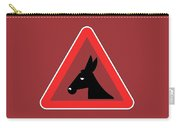 Practicing Bigstock Donkey 171252860 Carry-all Pouch