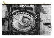 Prague Astronomical Clock 1410 Carry-all Pouch