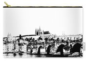 Prague Castle And Charles Bridge Carry-all Pouch