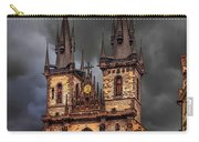 Prague Cathedral Carry-all Pouch