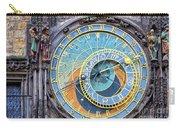 Prague Orloj Carry-all Pouch
