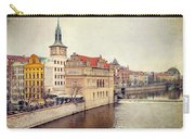 Prague View Carry-all Pouch