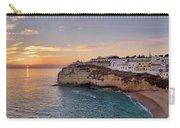 Praia Do Carvoeiro Sunset Carry-all Pouch