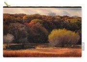 Prairie Autumn Stream Carry-all Pouch