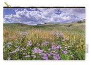Prairie Blooms Carry-all Pouch