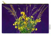 Prairie Bouquet Carry-all Pouch