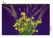 Prairie Bouquet Carry-all Pouch