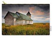 Prairie Church Carry-all Pouch
