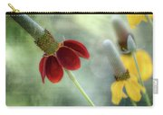 Prairie Coneflower Carry-all Pouch