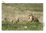 Prairie Dog Family 7270 Carry-all Pouch