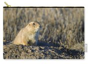 Prairie Dog Watchful Eye Carry-all Pouch